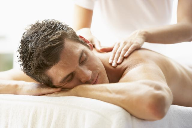 Morning Massage - Simcoe Place Health Clinic