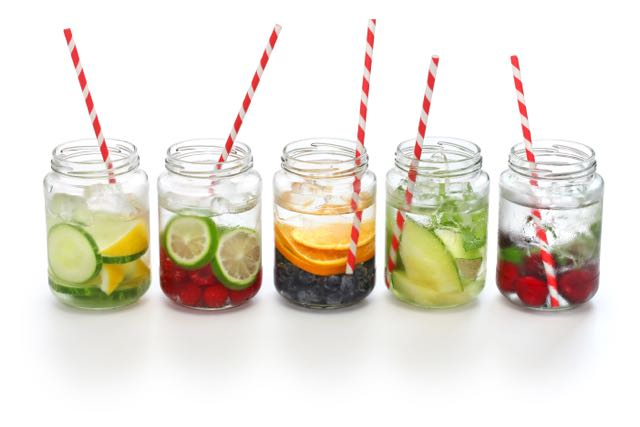Refresh With Naturally Flavoured Water Simcoe Place