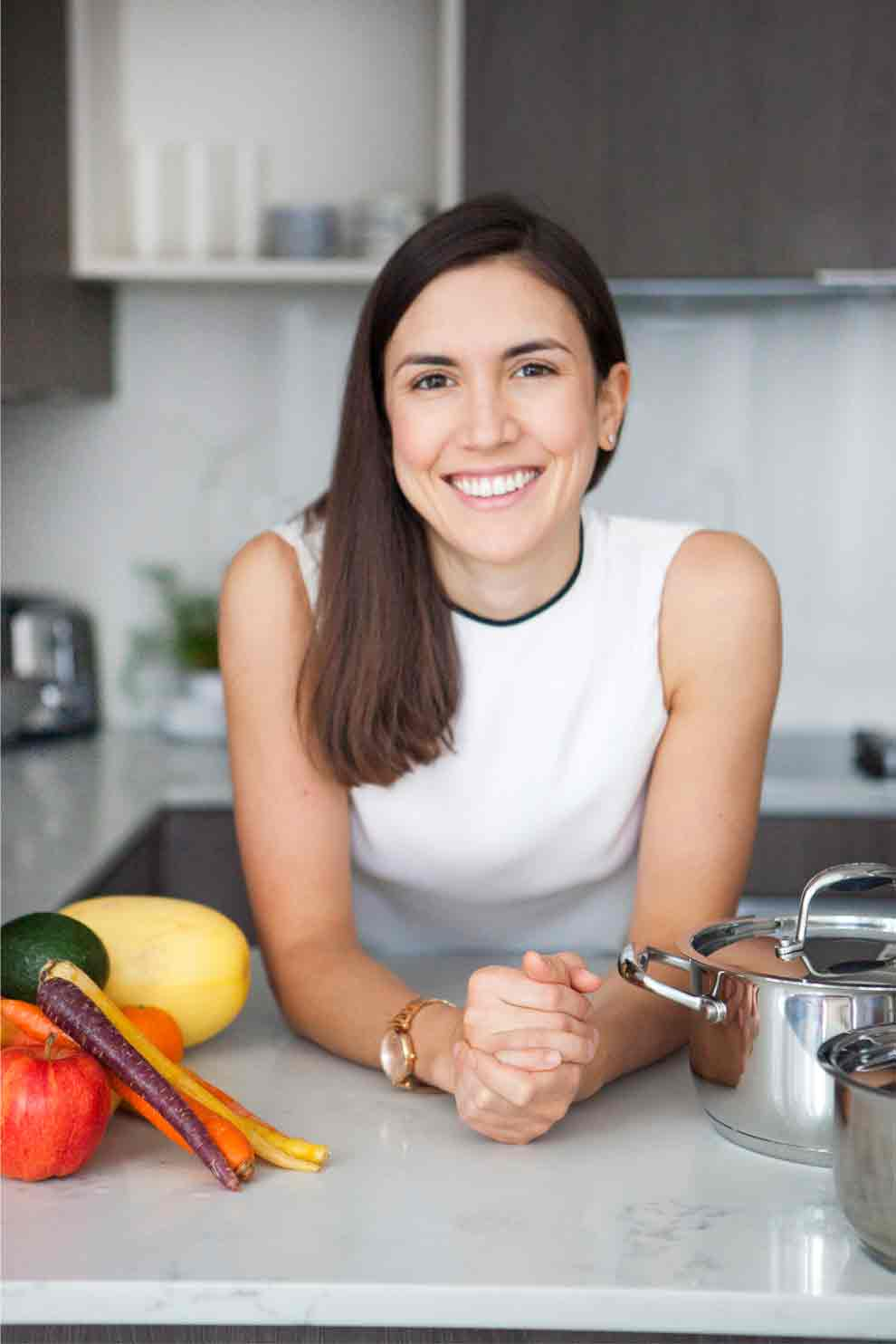 Leigh Merotto, Dietitian